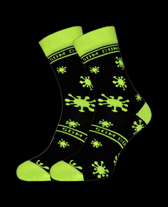 Som doma ponožky